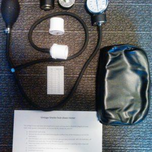 2 Stroke Leak Down Test Kit
